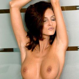 Nackt  Ivette Blanche Ivette Blanche