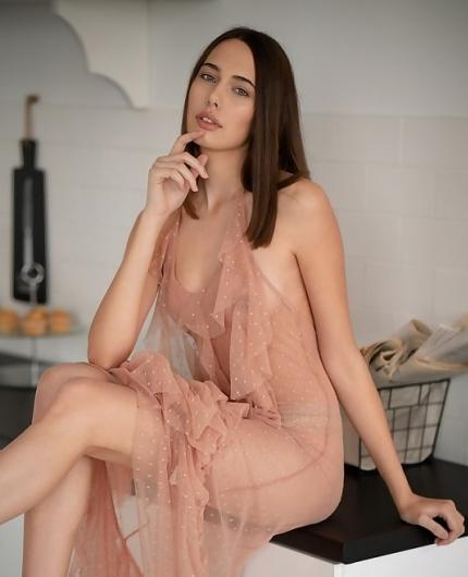 Katrine Pirs  nackt